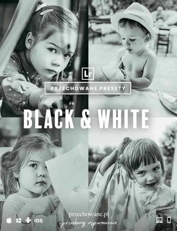 Preset Black & White