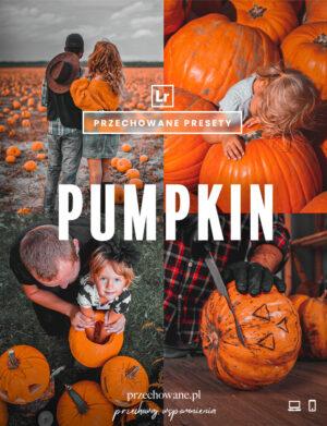 Preset pumpkin - okładka