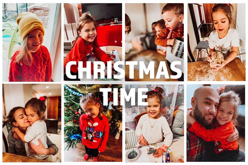 Christmas Time Preset - Efekt Po