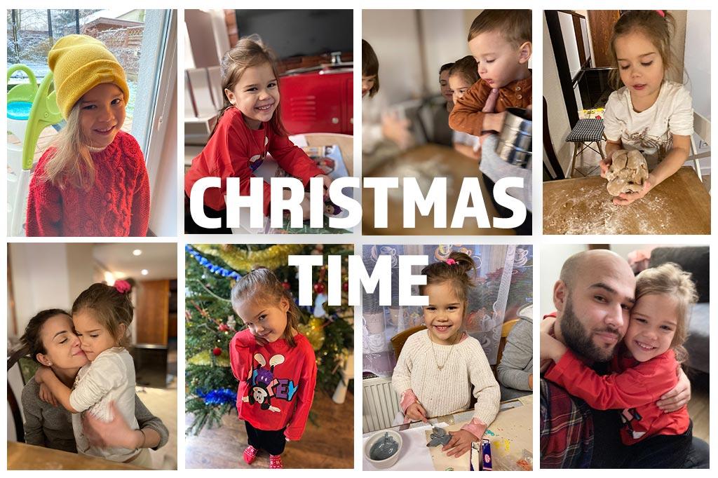 Christmas Time Preset - Efekt Przed