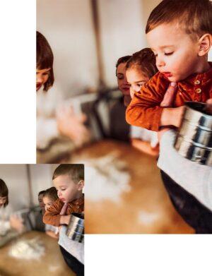Christmas Time Preset - Dzieci Robią pierniki
